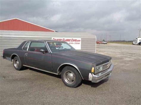 1979 chevrolet impala for sale classiccars com cc 1041014