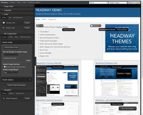 headway themes exles magnificent wordpress theme headway contemporary exle