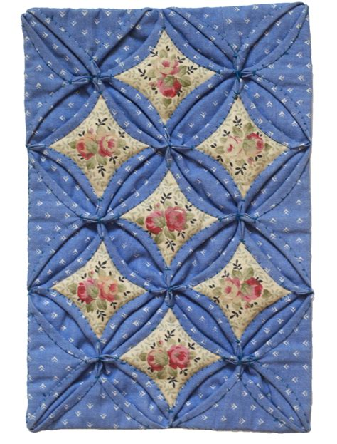 How To Do Cathedral Window Patchwork - collections quilt museum and gallery york