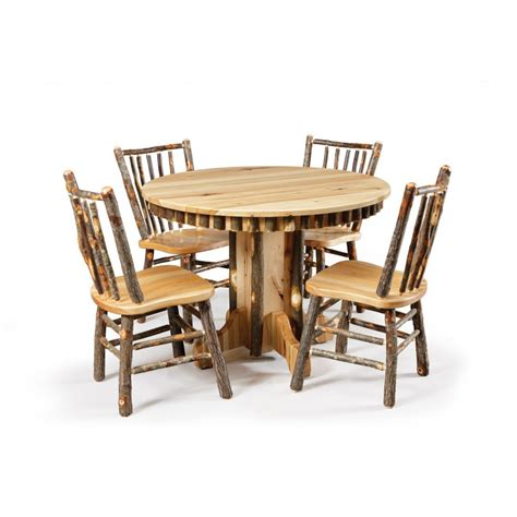 Rustic Dining Table Chairs Rustic Dining Table Amish Crafted Furniture