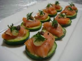 saucy thyme smoked salmon h orderves