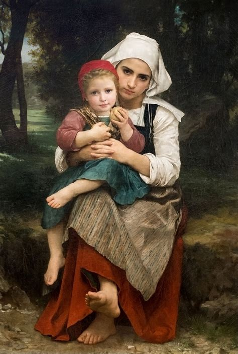 by william bouguereau two sisters bretons simple english wikipedia the free encyclopedia
