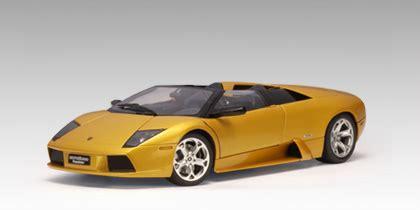 Lamborghini Murcielago Price Uk Autoart Lamborghini Murcielago Roadster Gold Review