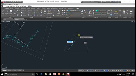 Drawing 90 Degree Autocad by Drawing A Plot Plan In Degrees And Minutes Autocad Lines