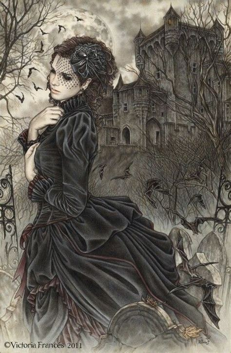 libro the gothic art of victorian vire art victoria frances fae and other mystical creatures