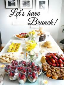 Brunch Table Setting by 25 Best Ideas About Brunch Party On Pinterest Yummy
