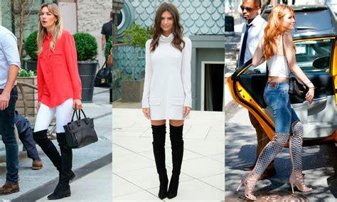 imagenes de otoño moda botas en oto 241 o as 237 son as 237 puedes combinarlas foto 11