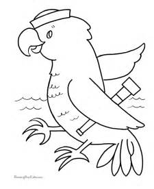 coloring pages for kindergarten free printable coloring page 008