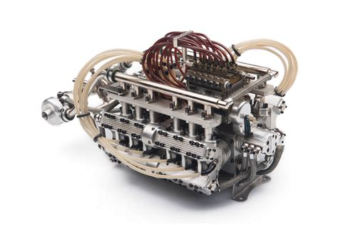 porsche engine porsche type 917 engine working 1 4 scale model