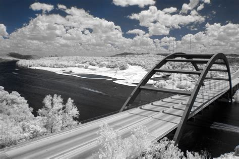 pennybacker bridge austin tx captured   nikon