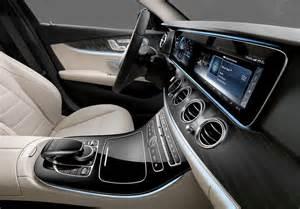 Peugeot Interior Parts 2017 Mercedes Benz E Class Interior Egmcartech