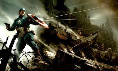 captain america wallpaper hd captain america hd wallpaper for your desktop