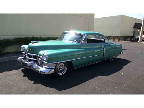 62 cadillac for sale 1952 cadillac series 62 for sale classiccars cc 998259