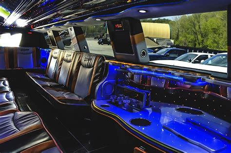 Limousine Company by Exceptional Limousine Company Limo Service Fleet
