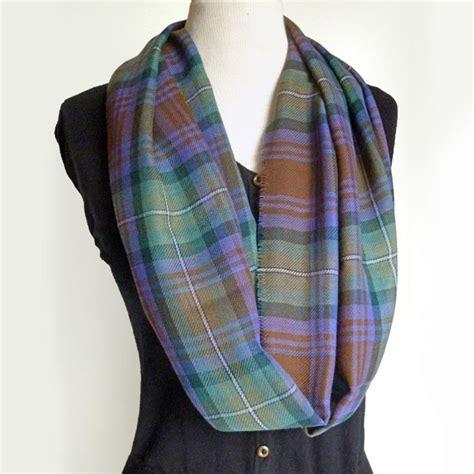 house of tartan loop scarf tartan eternity scarf