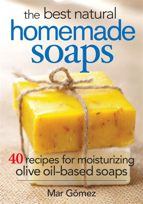 Handmade Soap Book - add this garden vegetable to your soap for younger looking
