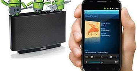 sonos android sonos android app controls wireless systems pics