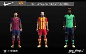 Download kit barcelona 2013 14 by steilein pes 2013 the special one