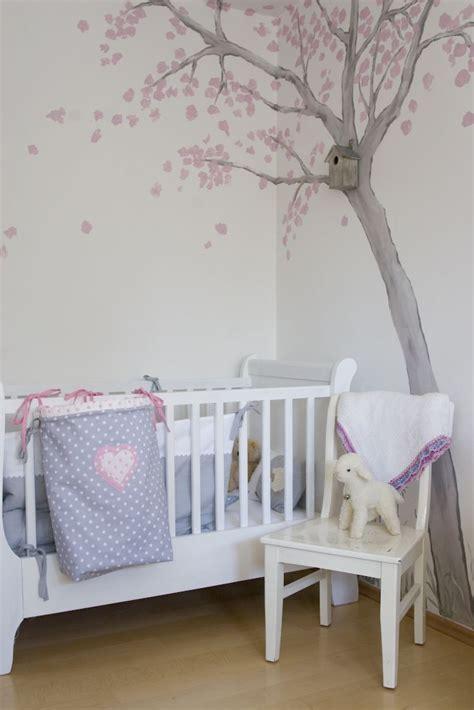 Kinderzimmer Wandgestaltung Ideen by Die Besten 17 Ideen Zu Babyzimmer M 228 Dchen Auf