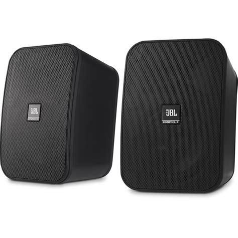 Speaker Outdoor Jbl jbl x all weather indoor outdoor speakers controlxblk