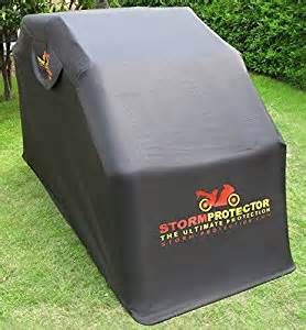 Plastic Car Covers Australia Stormprotector 174 Quenched Steel Motorbike Motorcycle