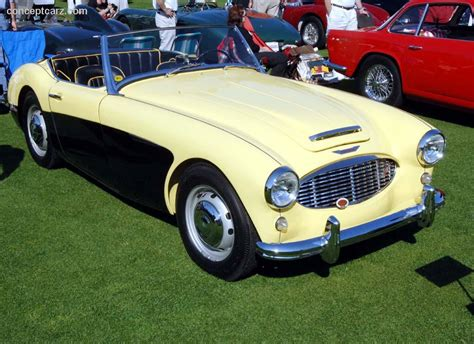Asthin 6new 1957 healey 100 6 bn2 100 6 100 six bn4 100m conceptcarz