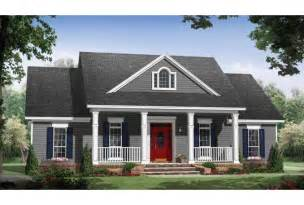 Calculate House Square Footage by Eplans Country House Plan Small Country Home With Large