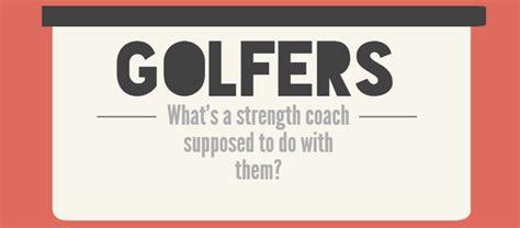 strength and conditioning dissertation ideas golf infographic georgebeckham