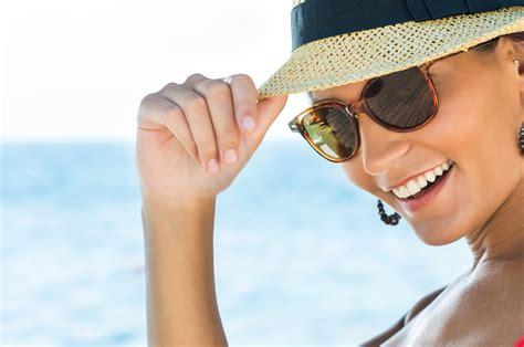 wearing sunglasses 3 reasons to wear sunglasses marveloptics