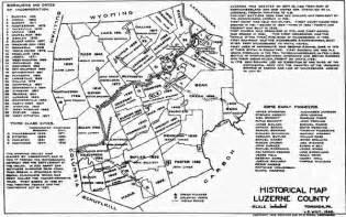 map of luzerne county pa luzerne county pennsylvania genealogy genealogy familysearch wiki