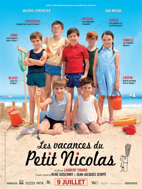 les vacances du major affiche du film les vacances du petit nicolas affiche 2 sur 2 allocin 233