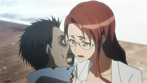 highschool of the dead 1 episode 1 of the dead highschool of the dead