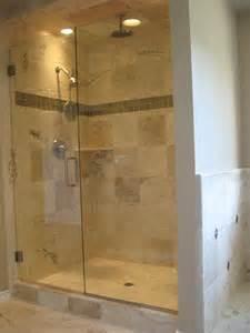 shower door panel glass frameless door panel shower doors in portland or