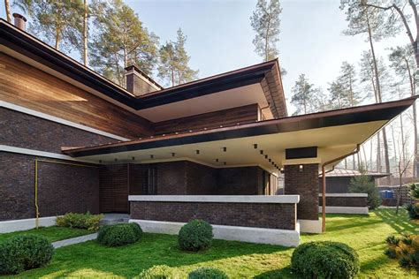 which architect designed prairie style houses prairie house by yunakov architecture caandesign