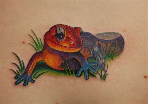 tattoo gallery salamander salamander by marvin silva tattoonow