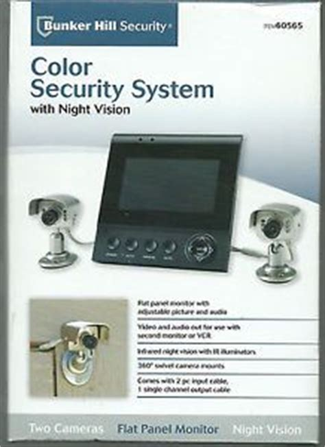 bunker hill security color security system with vision bunker hill security color security system 60565 on popscreen