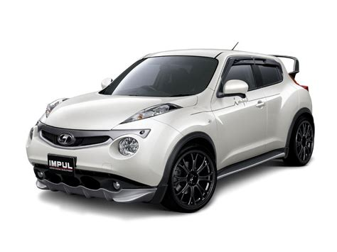 nissan tuner cars impul nissan juke kit car tuning