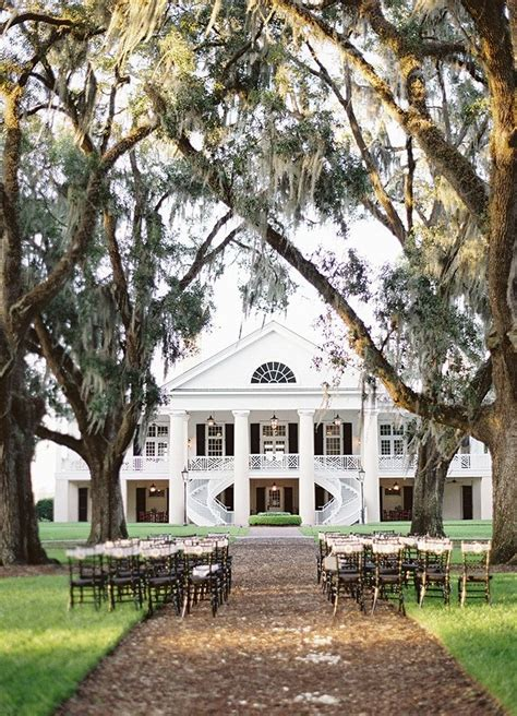 wedding venues southern 2 plantation perfection saying quot i do quot in southern style topweddingsites