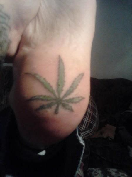 small weed tattoos 8 best images on cannabis