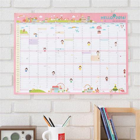 Calendrier Férié 2016 Canada New 2016 Calendar Wall Calendar Monthly Planner Paper