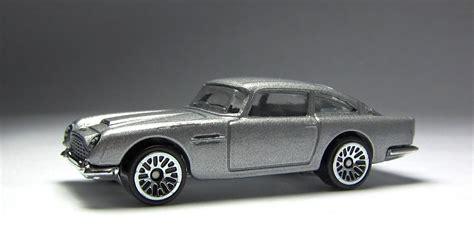 wheels 007 goldfinger bond aston martin 1963