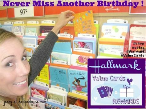 Gift Card List At Walmart - more to celebrate with hallmark rewards walmart value cards