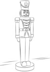 nutcracker template nutcracker soldier coloring page free printable coloring