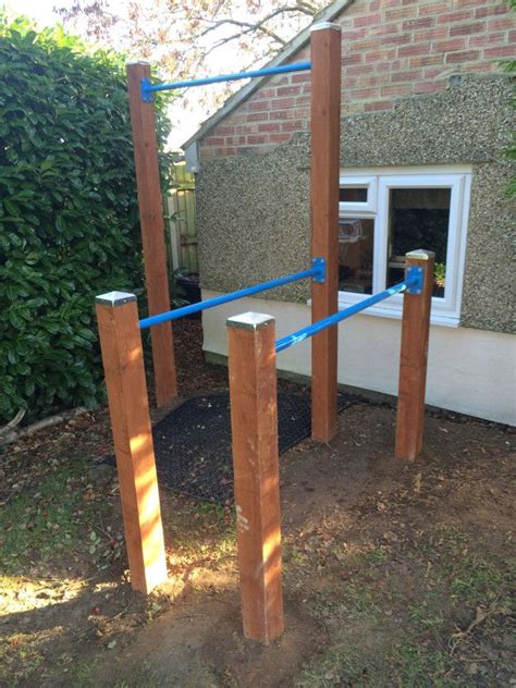 pull up bar in backyard how to build an outdoor gym google search pull up