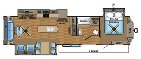 trailer floor plans 2016 jay flight bungalow travel 2017 jay flight bungalow travel trailer floorplans