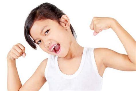 cara perkuat sistem imunitas anak untuk atasi demam