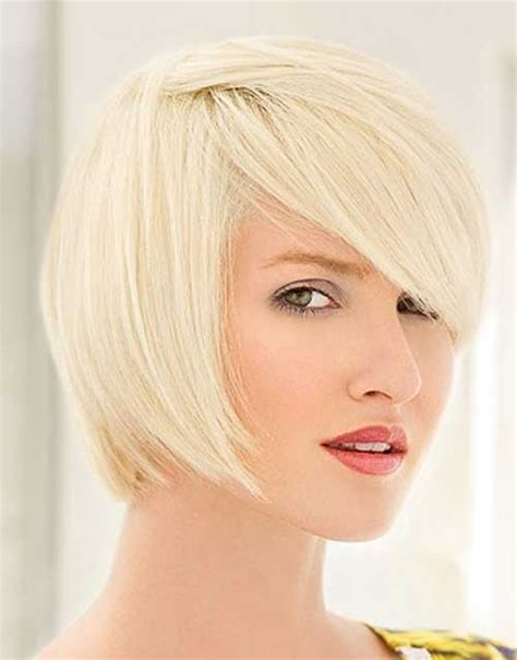 haircuts blonde thin hair 20 latest short blonde hairstyles short hairstyles 2017