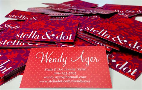 free stella and dot business card template stella and dot business cards choice image business card