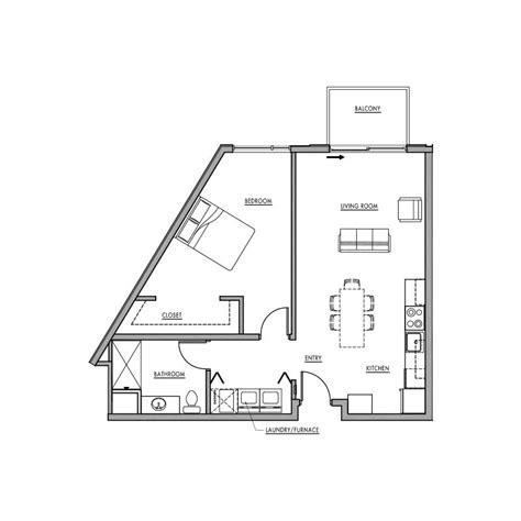 discovery floor plan e1 1 bedroom floor plan e1 dwell bay