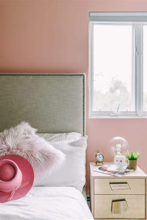 behr paint color refreshed positively pink is a paint color to refresh your living